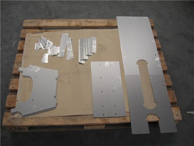 High quality 100% lasercut repeatable reproductions